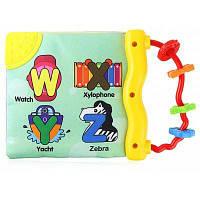Английский Детские Ткань Книги Игрушки Цветной