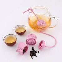 BW-90 Творческий чайный фильтр в форме розы кухонные гарнитуры Розовый