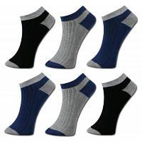 STARFROM 6 пар мужчин повседневный хлопок носки Цветной
