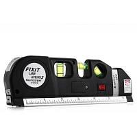 Лазерная инфракрасная линейка уровня измерительное оборудование Чёрный
