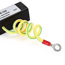 Сети От Перенапряжения Устройство Ethernet Протектор Чёрный, фото 3
