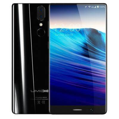 UMIDIGI Crystal 4G смартфон 4GB RAM версия Чёрный, фото 2