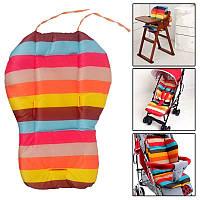 Матрасик в коляску или на стульчик детский