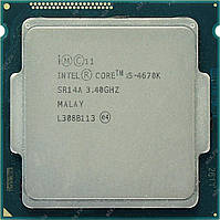 Процессор Intel Core i5-4670K 3.4GHz/6Mb/s1150