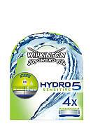 Wilkinson Sword Hydro 5 - Станок + 4 сменных лезвия - Sensative Transformers Edition