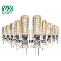 5шт YWXLight G4 4W 3014SMD 36-светодиодный теплый белый свет светодиодная двухконтактная лампа AC DC 12-24V Тёпло-белый