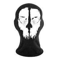 Защитная маска для лица с изображением черепа для велоспорта BS-B-05