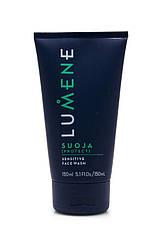 Lumene MEN  Крем для лица  успокаивающий 2in1 для чувствительной кожи  Suoja Protect для мужчин 50 мл Код товара 13087