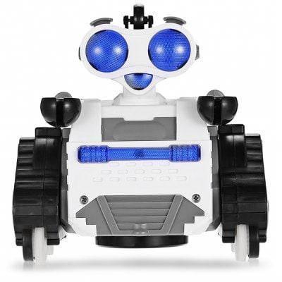 2.4ГГц Многофункциональный робот в подвижном шаре с LED подсветкой - RTR - Цветной, фото 2