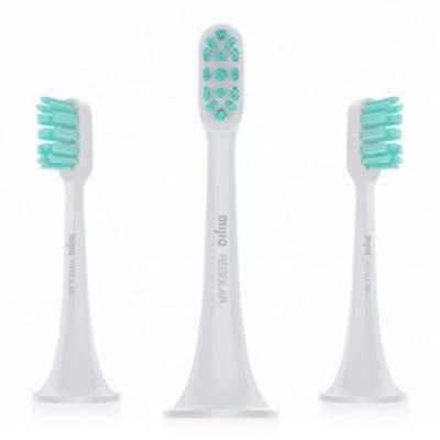 Головка зубной щетки Xiaomi Home 3шт - Белый, фото 2