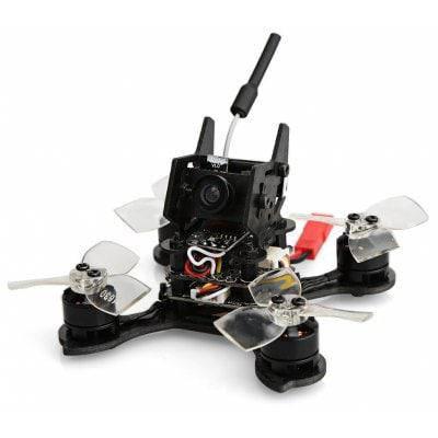 LANCHI Monster 76мм Micro FPV Радиоуправляемый гоночный дрон BNF FrSky приёмник, фото 2