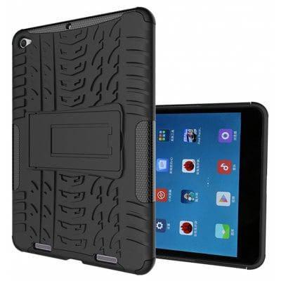 Xiaomi Mi Pad 3 Двойной защитный чехол с кронштейном Чёрный, фото 2