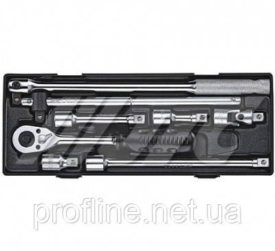 """Набор инструментов 1/2"""" 8 ед.  JTC K4082 JTC, фото 2"""