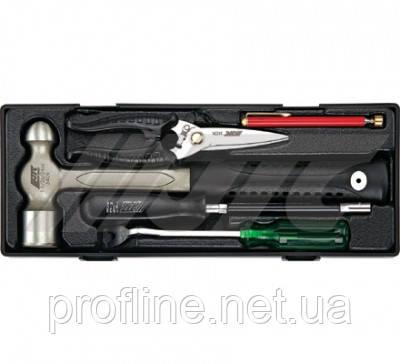 Набор инструментов комбинированый 5 ед.  JTC K8051 JTC, фото 2