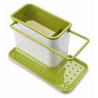 В30 Многофункциональный органайзер для ванной комнаты Зелёный