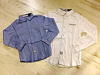 Рубашки на мальчика оптом, Buddy boy, 4-12 рр