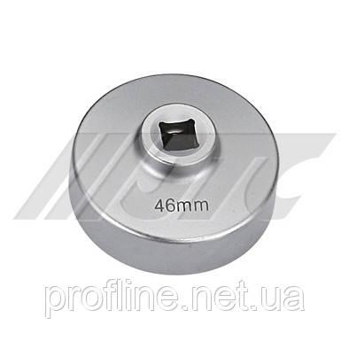 Ключ для снятия масляного фильтра 46мм JTC 4046 JTC, фото 2