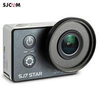 SJCAM 40.5 мм защита для объектива УФ-фильтр для SJ7 Star Чёрный