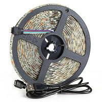 5В 60Вт 5м ленты RGB светодиодные лампы Цветной