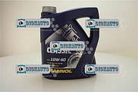 Масло MANNOL 10W40 4л (полусинтетика) Classic  (10W-40)