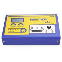 Бакон 101 Цифровая паяльная тестер для наконечник температуры Американская вилка