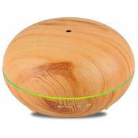 300 мл Увлажнитель воздуха для зерна из дерева Ультразвуковой рассеиватель ароматерапии Американская вилка