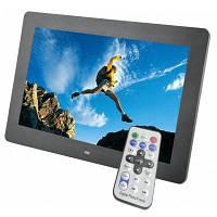10,1-дюймовая светодиодная подсветка HD 1024 x 600 цифровая фоторамка электронный альбом Mp3 Mp4 полная функция