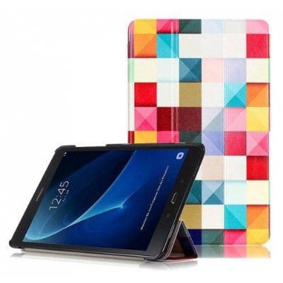 Чехол для планшета подарочными упаковками для Samsung Galaxy Tab A 2016 10.1 - Разноцветный, фото 2