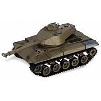 HENG LONG 3839-1 1:16 U.S. M41A3 танк на радиоуправлении-RTR Зеленый армейский