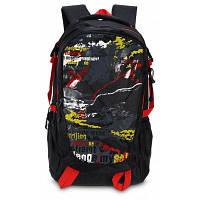 HONGJING 1040 нейлоновый 40L рюкзак для кемпинга альпинизма Красный