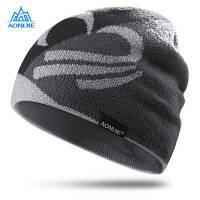 AONIJIE Зимняя теплая вязаная шапка для спорта на открытом воздухе u0442u0435u043cu043du043e-u0441u0435u0440u044bu0439