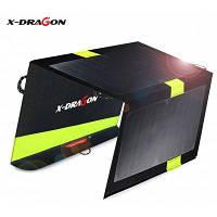 Х-дракон 5В 2.1 20 Вт панели солнечных батарей зарядное устройство складной мешок 6133