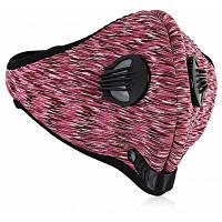 CTSmart пылезащитная маска с активированный углеродом Красный