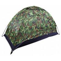 CTSmart MC-001 палатка для кемпинга на 1 человека с узором камуфляжа армия зеленый камуфляж