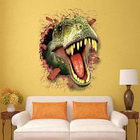 ДСУ LC7003 стикер динозавр стены 3D Цветной