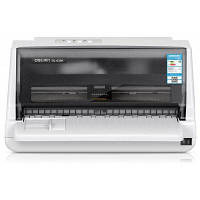 Deli DL-630K Тепловой чековый принтер для POS машина Белый