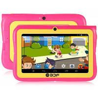 BDF E88 планшетный ПК для детей Розовый