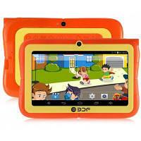 BDF E88 планшетный ПК для детей Оранжевый