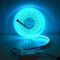 JIAWEN 5M RGBW водостотькие полосы света 100-240V для электронное табло IP65 Водонепроницаемость