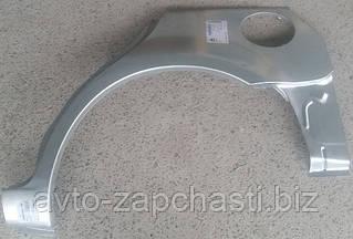 Рем заднего крыла MAZDA 6 (02-07 г.) левого (пр-во Polcar) (451983-5) Мазда 6 02-08
