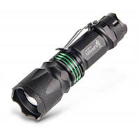UltraFire U5 Zooming Светодиодный фонарь 2шт в комплекте Чёрный