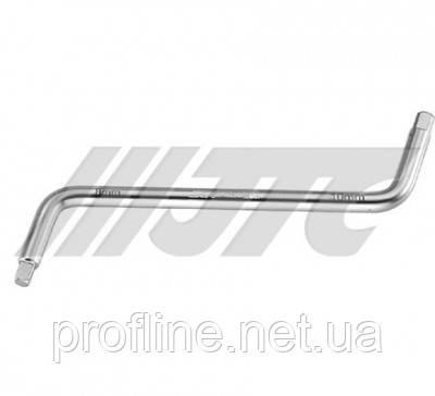 Ключ S-обр. для маслосливных пробок (SQ 8х10мм) JTC 4194 JTC, фото 2
