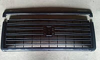 Решітка радіатора ВАЗ 2107 чорна + молдинг (пр-во Сизрань) (21070-8401014/21)