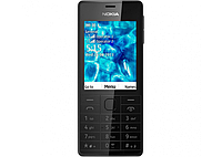 Телефон NOKIA Asha 515 Black - 2Sim+Camera+Bluetoh+FM / Мобильный телефон