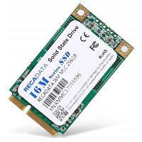 RECADATA 256GB SSD твердотельный накопитель MSATA III MLC флэш Белый и зеленый