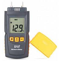 RZ RZ605 цифровой измеритель влажности древесины с ЖК дисплеем для чтения Глубокий серый