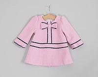 Нарядное платье для девочки на рост  80- 116