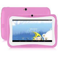 BDF Q768 детский планшетный ПК Розовый