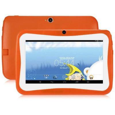 Детский планшетный ПК BDF Q768 - Оранжевый, фото 2