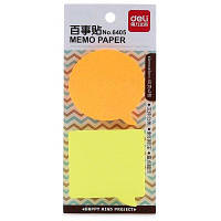 Deli 6405 Post-it стикер заметки закладка маркер липкое примечание Цветной